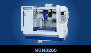 MÁY CNC SHODA NHẬT BẢN NCN8200