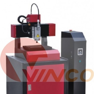 Máy CNC khắc dấu đồng 3025MV